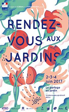 Rendez-vous aux Jardins 2017