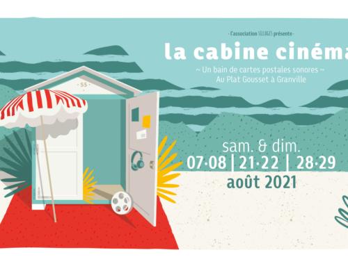 L'association SILLAGES présente la Cabine Cinéma promenade du Plat Gousset