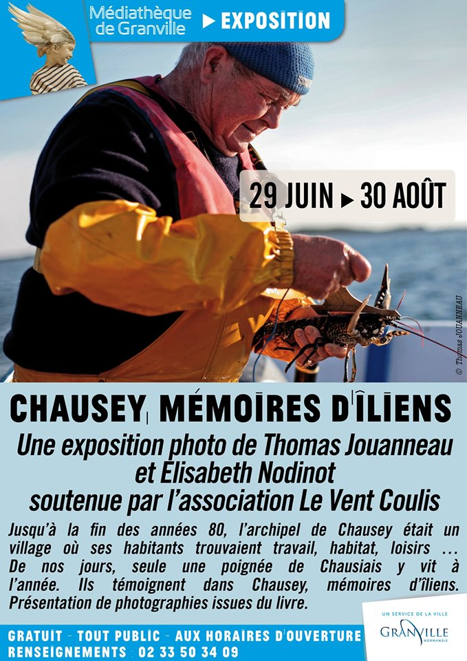 L'exposition Chausey, Mémoires d'îliens