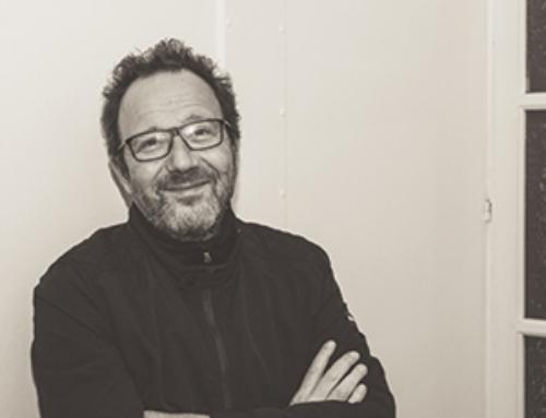 Le réalisateur Christophe Douchand est heureux de tourner à Granville