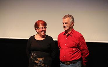 Dirigeant bénévole - Athlétisme - Paul et Evelyne ROUXEL