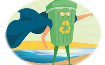 Le Centre Social L'Agora de Granville et le Service Déchèterie de Granville Terre et Mer organisent trois après-midis de sensibilisation au tri sélectif et aux déchets pendant la première quinzaine du mois d'octobre 2020.