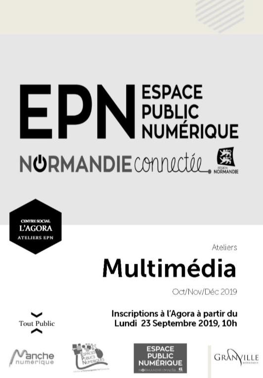 Programme EPN Octobre/Novembre/Décembre 2019