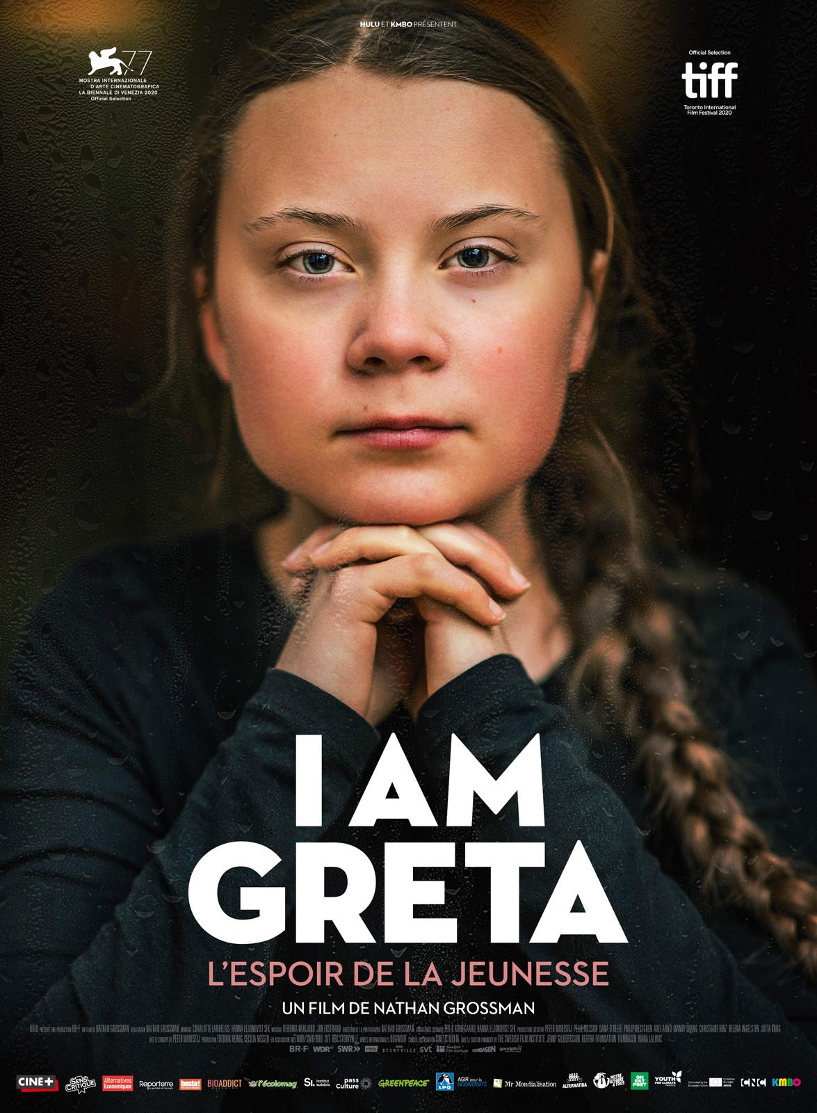 I am Greta.