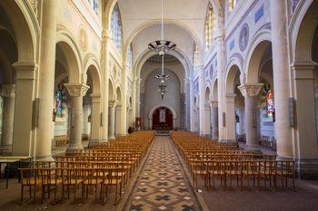 Intérieur - Saint-Paul ©B.Croisy