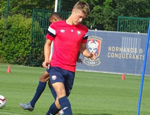 Le Granvillais Johann Lepenant veut faire carrière dans le football !