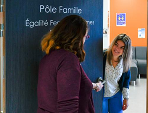 Le Pôle Famille fortement mobilisé au mois de novembre