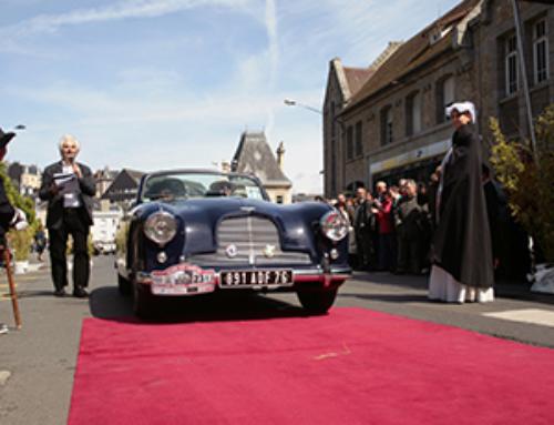 Une trentaine de véhicules attendue au 8e Rallye Paris-Granville