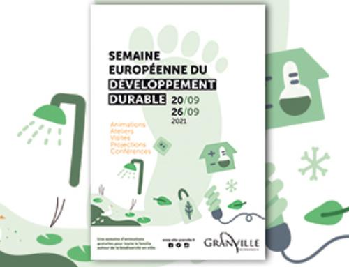Le programme complet de la Semaine européenne du développement durable