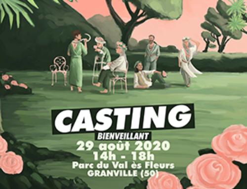 Participez au casting bienveillant lancé par Granville Normandie et Amour Collective !