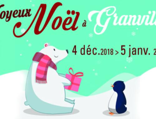 Noël se prépare à Granville…