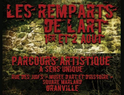 Suivez le guide à travers Les Remparts de l'Art