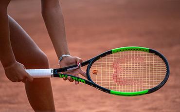 Un tournoi de tennis féminin aura lieu du 3 au 5 août au Tennis-Club de Granville.©Benoit.Croisy