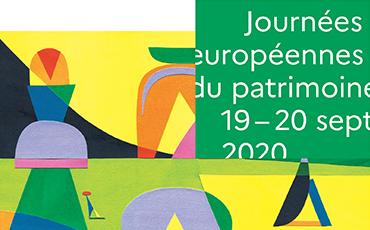 Vignette Journées Européennes du Patrimoine.