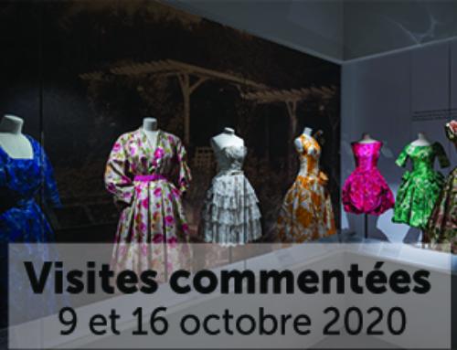 A l'automne, reprise des visites commentées au musée Christian Dior