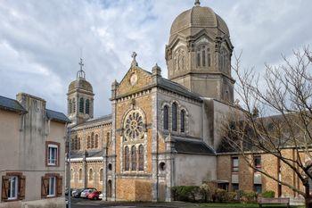 Vue extérieure Saint-Paul ©B.Croisy